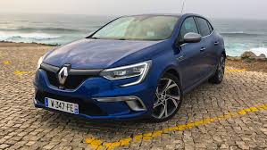 renault sport rs 01 blue 2018 renault megane rs teased in video