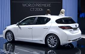 lexus hatchback 2014 is ct200h a real lexus or just a prius with lexus make over