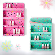 jane beauty collection wall nail polish organizer pbteen