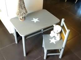 bureau b b 18 mois table et chaise bacbac 18 mois table chaise bebe ensemble table