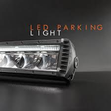 20 Led Light Bar by 21 5 Inch St2k Curved Super Drive 8 Led Light Bar