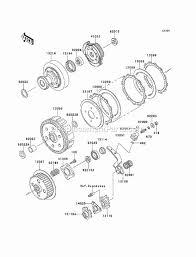 kawasaki klf220 a13 parts list and diagram 2000