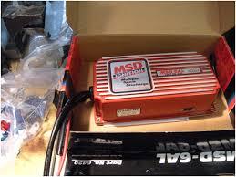 msd 6al ignition module w rev control installation instructions