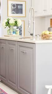 does paint last on kitchen cabinets a review of my milk paint cabinets 6 month follow up