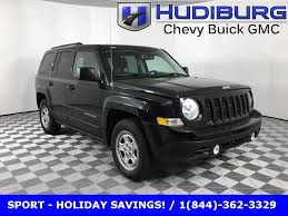 jeep patriot grey 2016 pre owned 2016 jeep patriot sport 4d sport utility in oklahoma