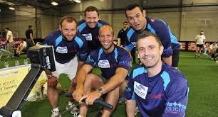 Challenge Proves Leeds Rhinos Rowing Challenge Proves Charity Hit