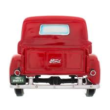 ford truck red 1948 ford f 1 key rack and letter holder resin automotive garage