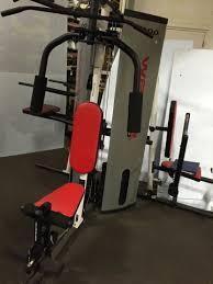 Weider Pro Bench Equipment Resale Inc Weider Pro 4900 Weight System Exerciser