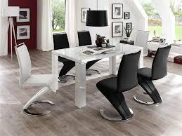 Esszimmer Wohnzimmer M El Schwarz Weiß Faszinierend Auf Dekoideen Fur Ihr Zuhause Zusammen