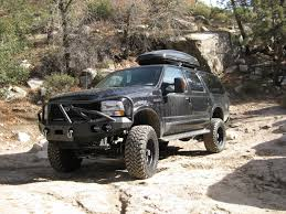 Old Ford Truck Lifted - lets see all of your lifted excursions page 3 ford truck