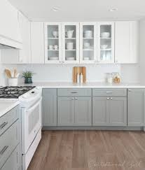 best 20 yellow kitchen cabinets light blue with gray cabinets kitchens light blue gray tile