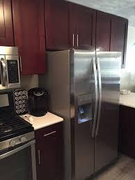 mocha kitchen cabinets buy mocha shaker rta ready to assemble kitchen cabinets online