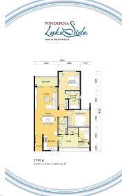Ponderosa Floor Plan Review For Ponderosa Lakeside Johor Bahru Propsocial