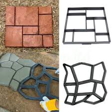 Stepping Stone Molds Uk by Concrete Molds Garden U0026 Patio Ebay