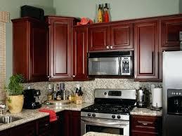 Mahogany Kitchen Designs Cherry Mahogany Kitchen Cabinets Renew Cherry Cabinets For Kitchen
