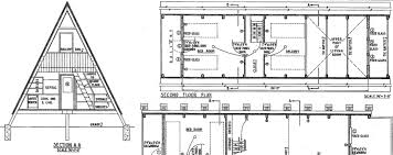 a frame cabin plans free free cabin plans from the usda bootjack cabin