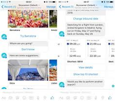 skyscanner launches facebook messenger bot to automate flight