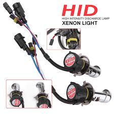 55w hid xenon headlight conversion kit led bulbs h1 h4 h7 h10 9005