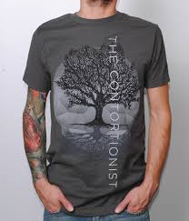 Tree Shirt The Contortionist The Contortionist Tree Shirt Shirts