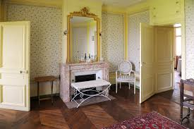 chambre louis xvi château de bresse sur grosne
