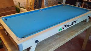 tabletop pool table 5ft riley 5ft table top pool table includes balls and 2 cues in