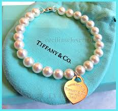 tiffany bracelet pearl images Post photos of your authentic tiffany jewelry here page 10 18312