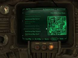 Fallout 3 Bobblehead Map by Treasure Maps Bobblehead Edition At Fallout3 Nexus Mods And