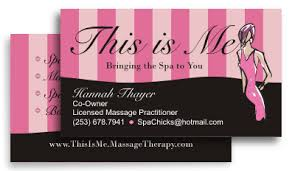 Massage Business Cards Examples Business Card Examples Cheap High Quality Business Cards Tacoma