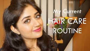 haircut for curly hair indian hair care routine for dry frizzy wavy hair corallista youtube
