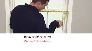 bali blinds how to measure windows for inside mount youtube