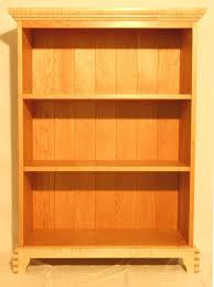 Bookcase Maple Shaker Bookcase In Curly Maple And Cherry By Barringerfurniture
