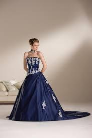 blue wedding dress designer 7 best colorful wedding dresses images on color