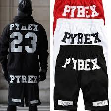 2018 pyrex shorts fashion pyrex vision breathable sports