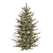 corner christmas tree 100 250 lights half corner christmas trees you ll wayfair