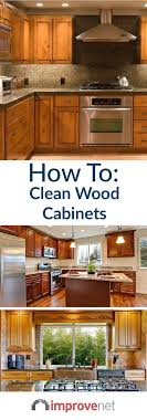 how to clean and shine oak cabinets how to clean wood cabinets make them shine wood cabinets