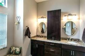 beveled bathroom vanity mirror furniture terrific vanities with