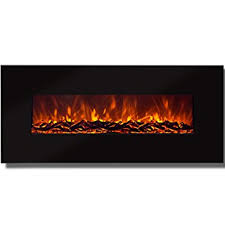 Electric Wall Fireplace Best Choice Products 50 Electric Wall Mounted