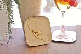 wedding favor coasters accessories personalized coasters wedding coaster favors