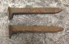 railroad spike kitchen knives on behance