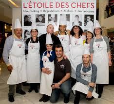 cours de cuisine avec chef étoilé cours de cuisine atelier des chefs à etoile rdvanice