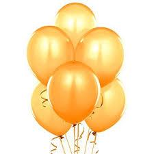 gold balloons express 11 gold metallic balloons 2 dozen toys