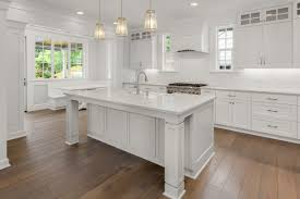 images white kitchen cabinets wood floors beautiful white kitchen in new luxury home with hardwood
