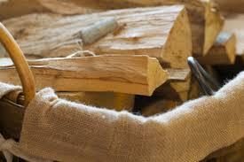 wooden pieces for a place background out of focus royalty