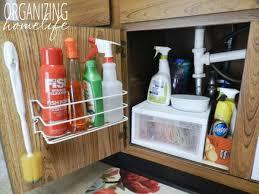 Under The Kitchen Sink Organization by 65 Ingenious Kitchen Organization Tips And Storage Ideas