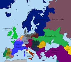 weird europe map by kitfisto1997 on deviantart