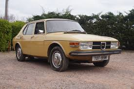 classic saab saab 99 l saloon 1974 sold 500 00 south western vehicle