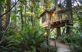Tree House Home by Incredible Treehouse Hotels Around The World