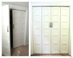 48 Inch Closet Doors Mirror Impact Plus Bi Fold Doors Bmp3444068w 64 10006 Closet