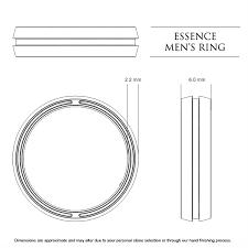 men ring size average mens wedding ring size tbrb info