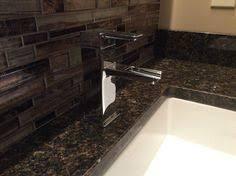 Kerrico Vanity Tops Elegant Uba Tuba Granite Countertop For Main Bath Madison